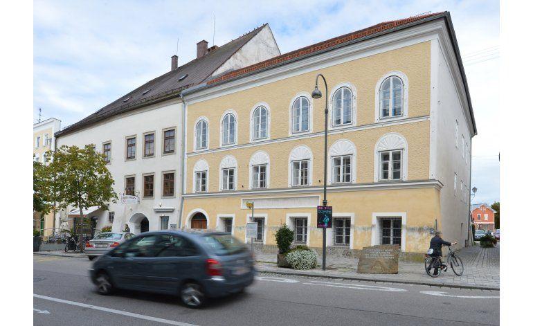 Austria toma medidas para tomar posesión de casa de Hitler