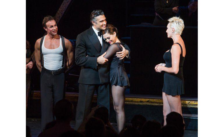 Jaime Camil y Bianca Marroquín hacen historia en Broadway