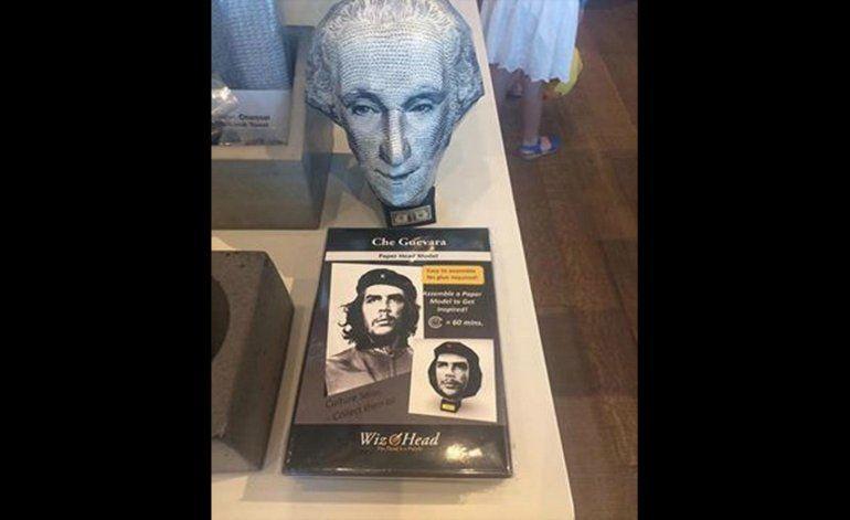 Imagen del Che Guevara en el Pérez Art Museum de Miami levanta polémica
