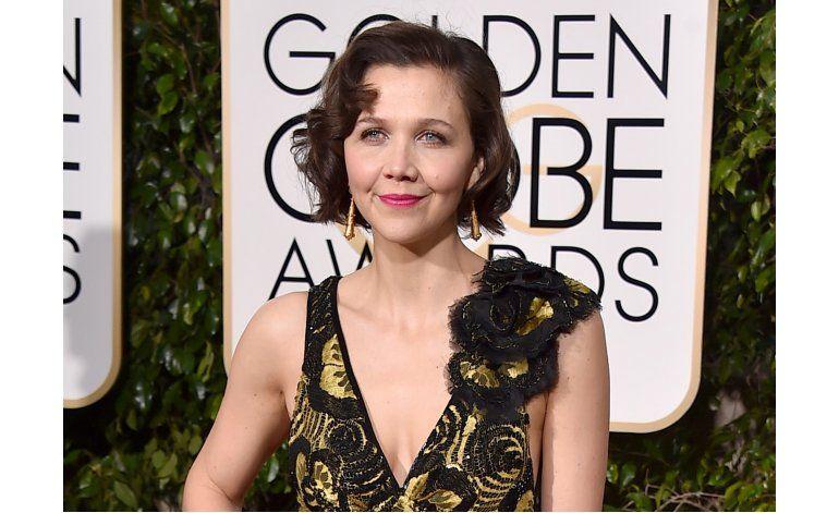 Maggie Gyllenhaal dedica horas a audiolibro de Anna Karenina