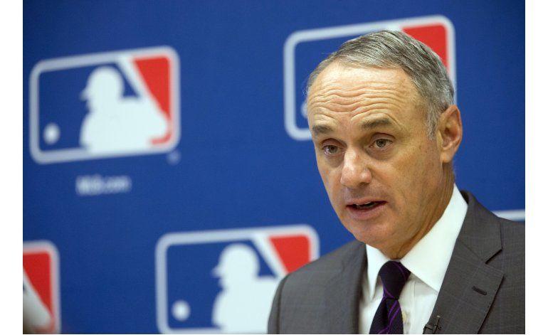 Manfred: llama la atención la falta de managers latinos