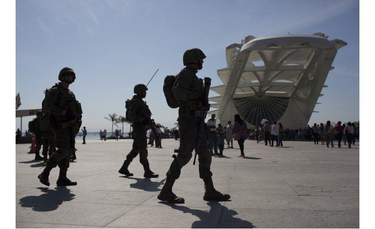 Fuerzas de Seguridad de Brasil reciben presupuesto adicional
