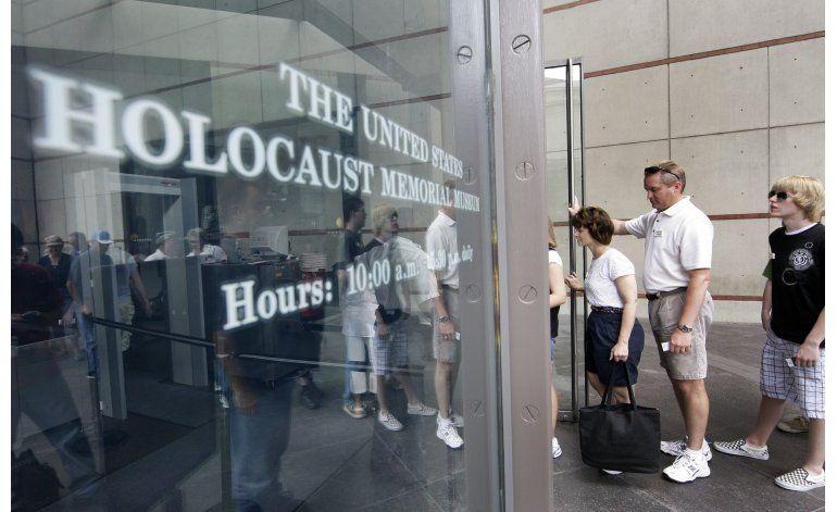 Museo del Holocausto: No atrapen pokemones aquí