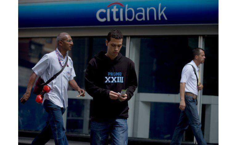 Citibank cierra cuentas de bancos estatales venezolanos