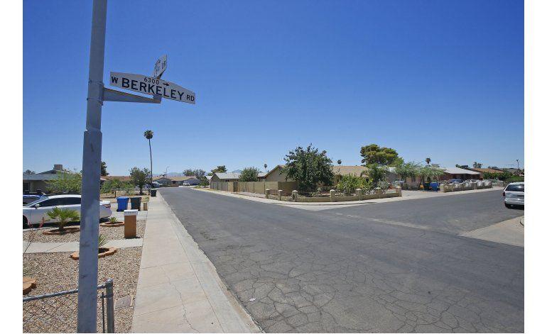 Policía de Phoenix: Séptimo homicidio es parte de un serial