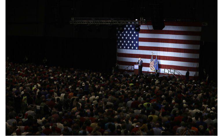 NAACP: Trump rechazó invitación a dirigir un discurso
