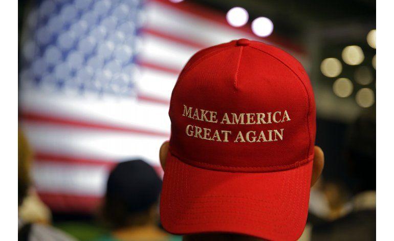 La mayoría de jóvenes de EEUU tiene mala opinión de Trump