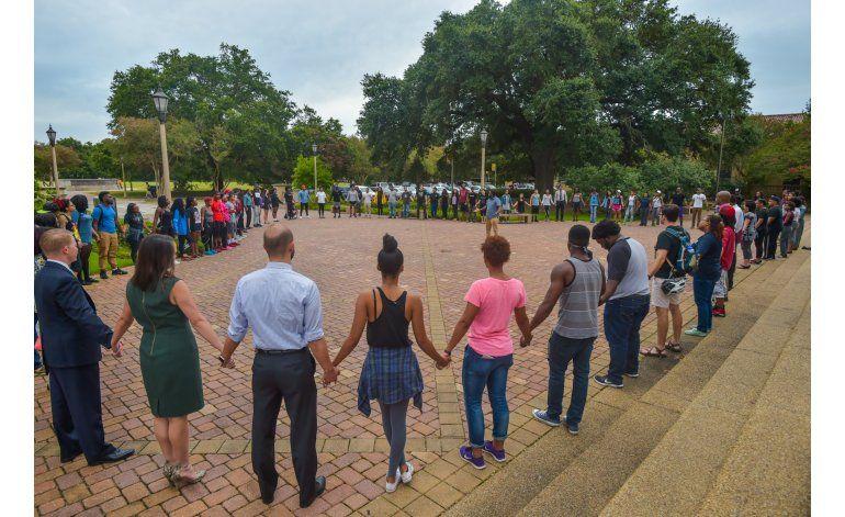 Louisiana: 3 detenidos acusados de tramar ataque a policías