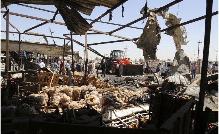 Ocho muertos en nuevo atentado suicida en Bagdad