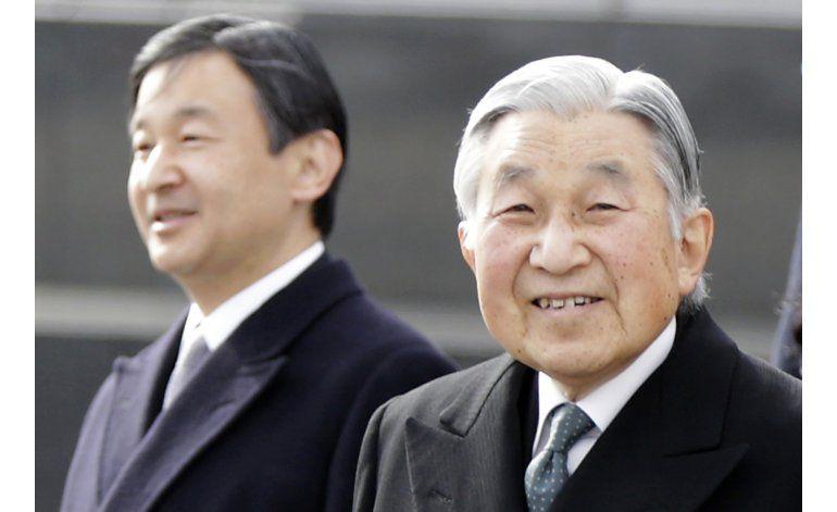 El emperador de Japón expresa su intención de retirarse