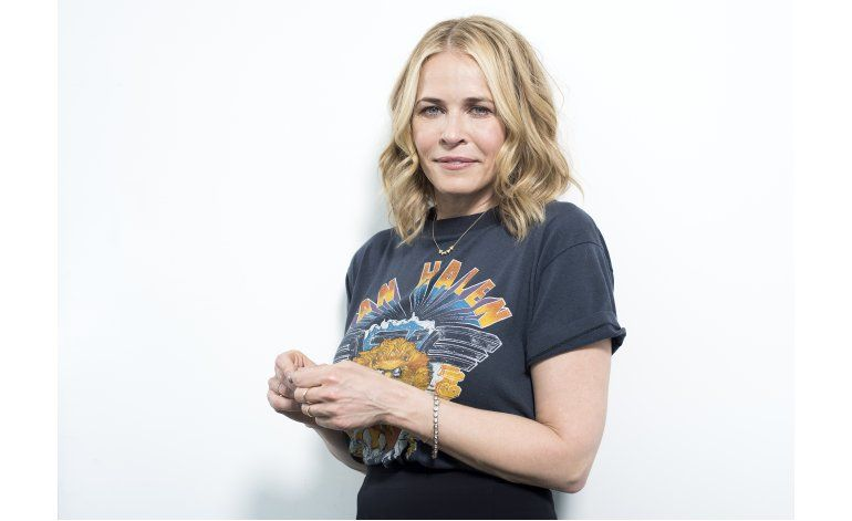 ¿Barreras en la TV nocturna? Chelsea Handler es global