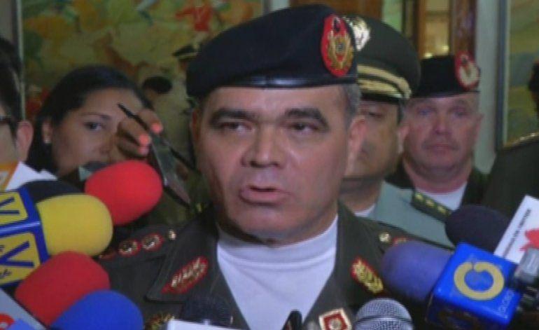 Nicolás Maduro le da más poder a su Ministro de la Defensa