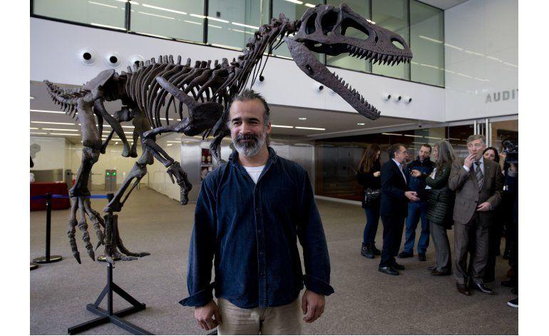 Dinosaurio argentino aterrador tenía brazos pequeños