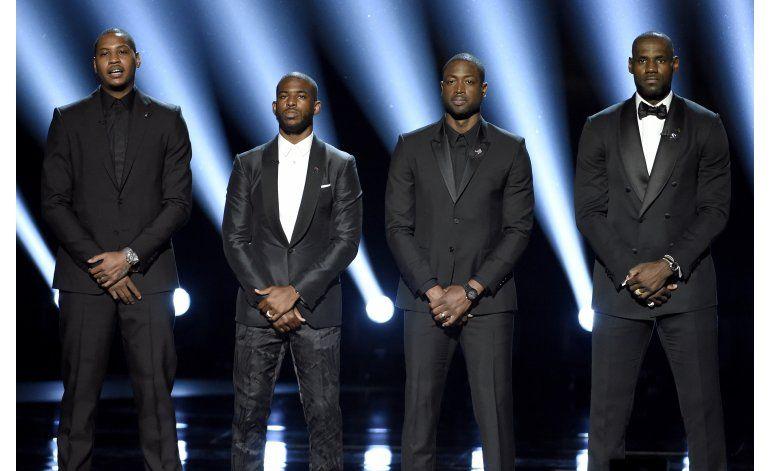 Astros de la NBA piden fin a la violencia y discriminación