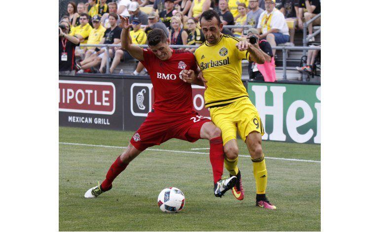 Los Sounders se impone  5-0 al FC Dallas en la MLS
