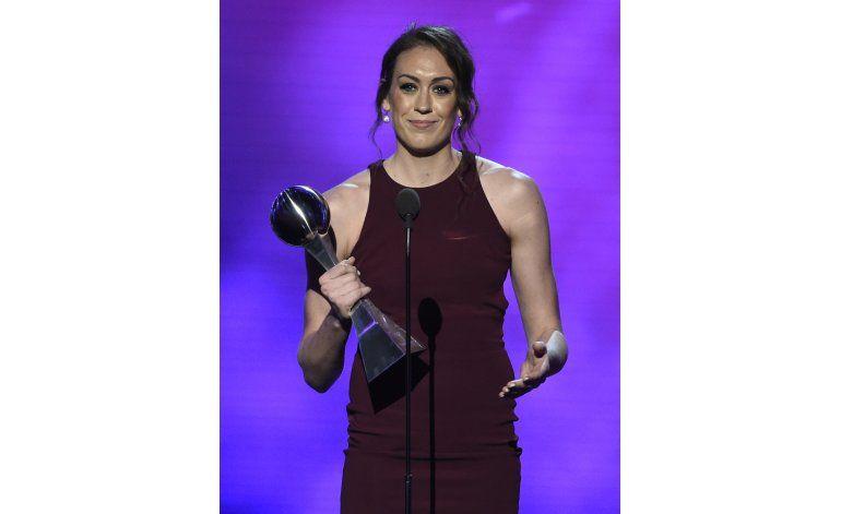 Premios ESPY: LeBron James pide el fin de violencia armada
