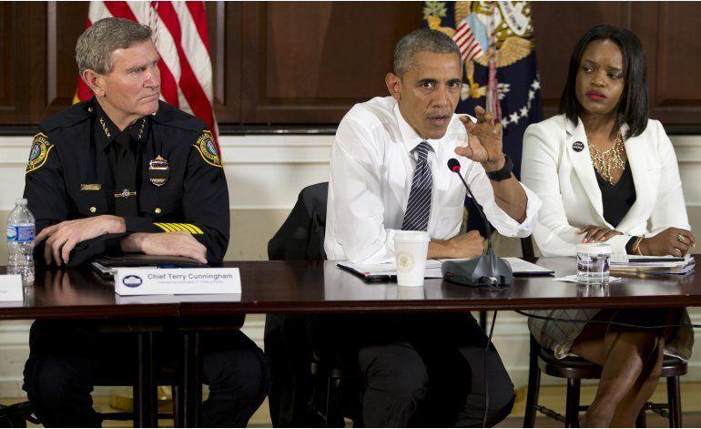 Obama: EEUU seguirá viviendo tensiones durante algún tempo