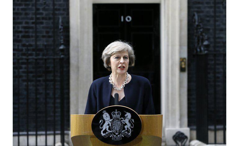 Alineación del nuevo gabinete británico