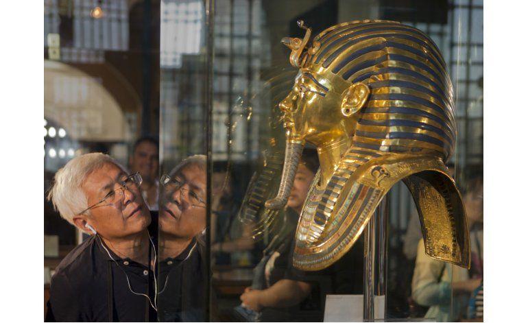 Exhiben los papiros más antiguos de Egipto, con 4.500 años