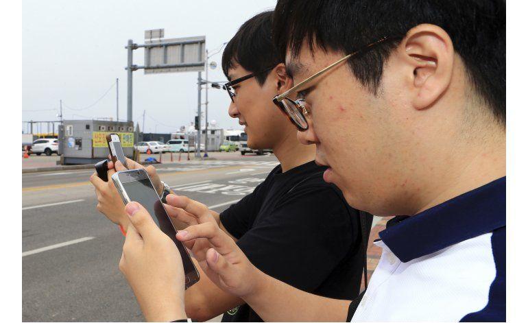 Ciudad coreana abrumada por jugadores de Pokémon Go