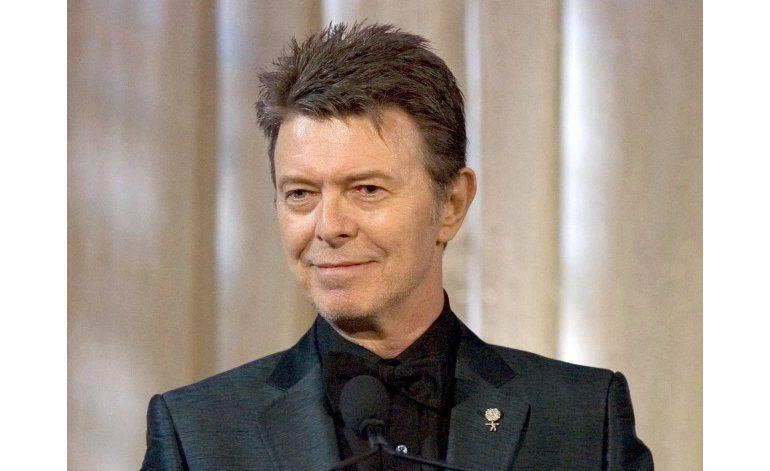 Sothebys expone colección de arte de Bowie previo a subasta