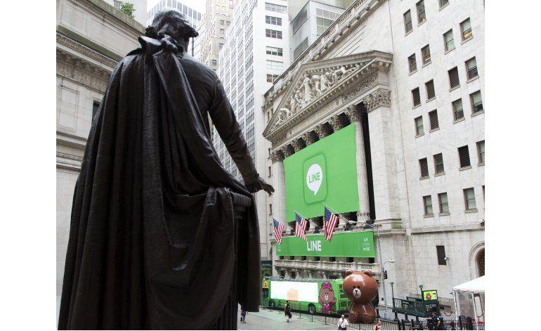 Bancos y materiales encabezan alza en Wall Street