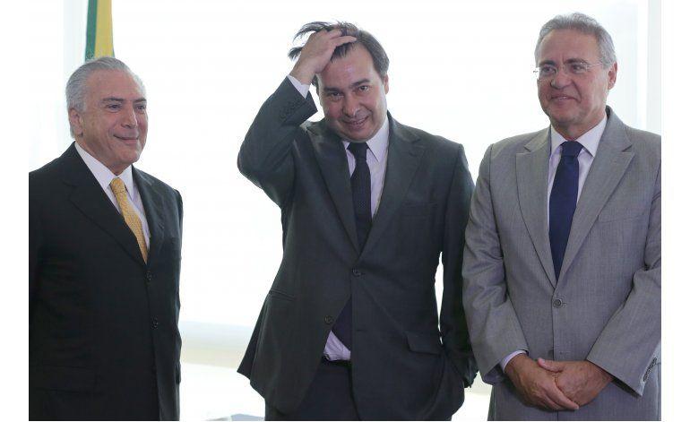 Cámara de Diputados de Brasil elige nuevo presidente