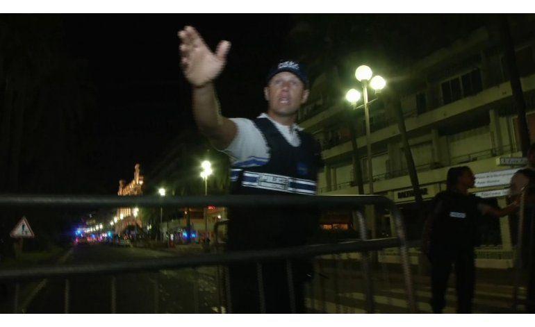 LO ULTIMO: Aumenta a 80 cifra de muertos por ataque en Niza