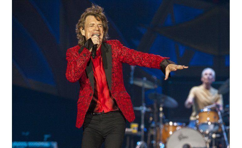 Mick Jagger de los Rolling Stones espera su 8vo hijo