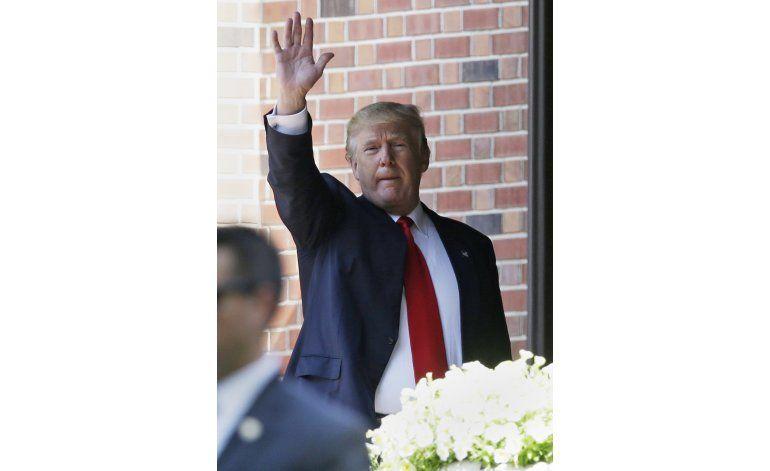 Plan contra candidatura de Trump prácticamente derrotado