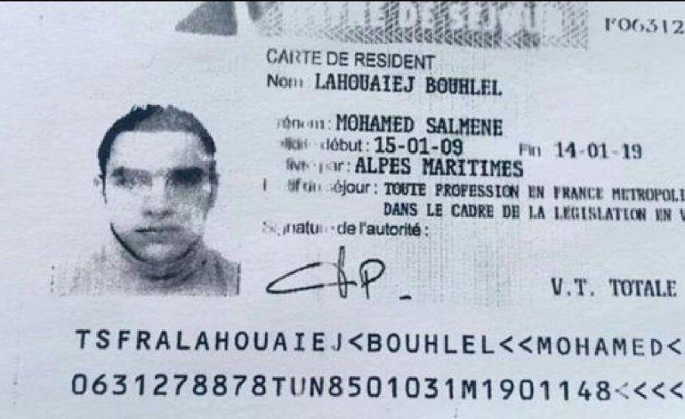 Atentado en Niza: identificaron al conductor del camión como Mohamed Lahouaiej Bouhlel