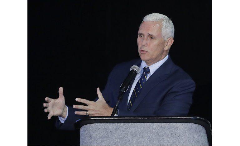 Seriedad de Pence podría ser contrapeso al errático Trump