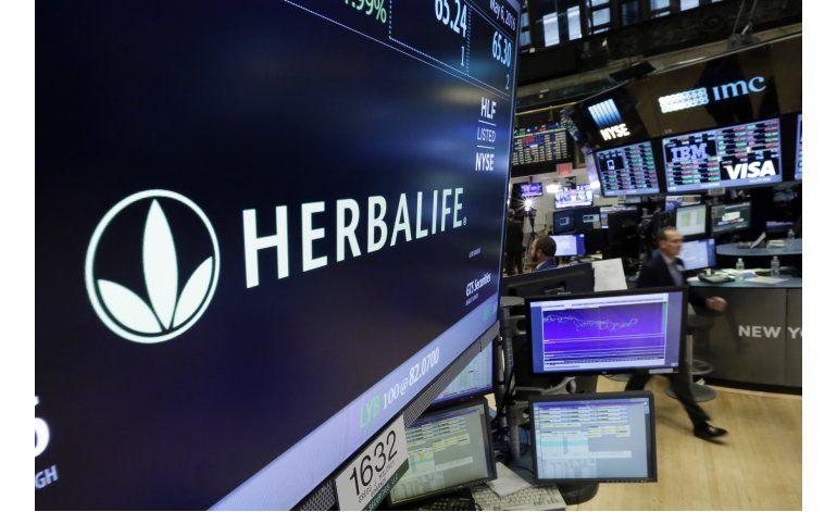 EEUU cierra investigación a operaciones de Herbalife