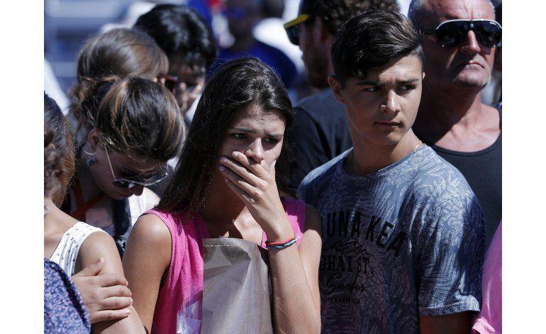 Muchos niños, entre las víctimas de ataque en Niza