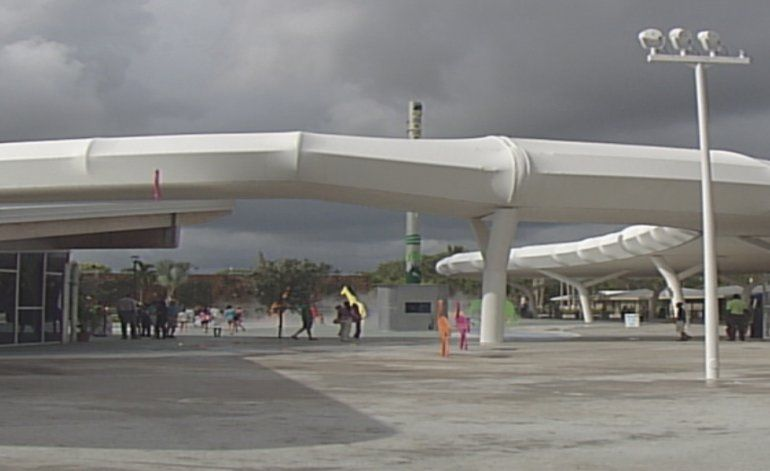 Autoridades de Miami Dade  inauguraron una nueva plaza de acceso para todos los visitantes del zoológico de Miami