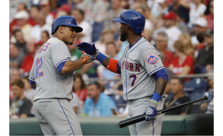 Lagares y Walker comandan triunfo de Mets sobre Filis