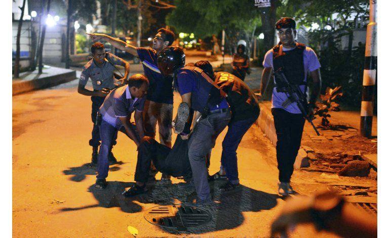 Bangladesh niega tener detenidos a rehenes rescatados