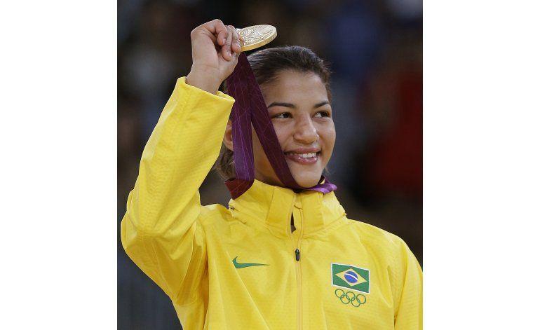 Brasil, anfitrión, quiere lucir como país medallero