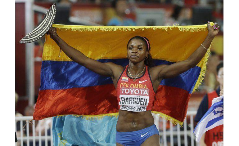 Colombia, con gran delegación, busca mejorar logros de 2012