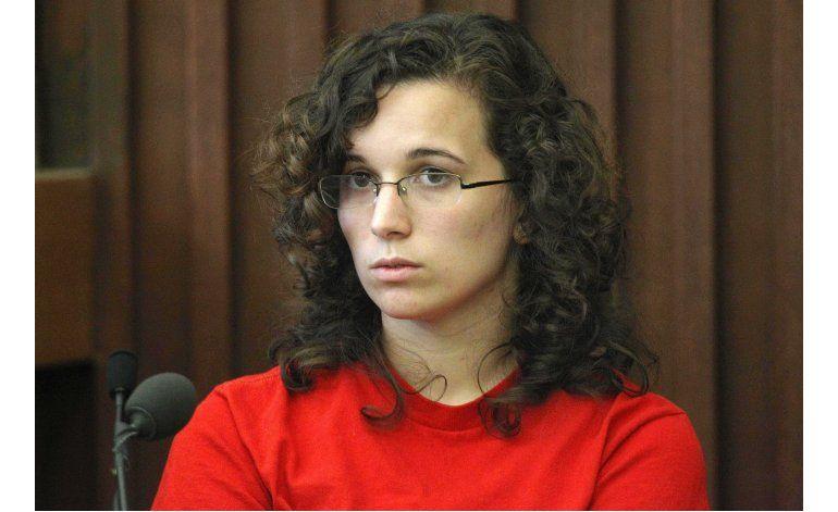 New Hampshire: Sale de cárcel mujer en caso de asesinato