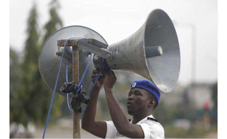 Nigeria: Capital combate ruido cerrando iglesias y mezquitas
