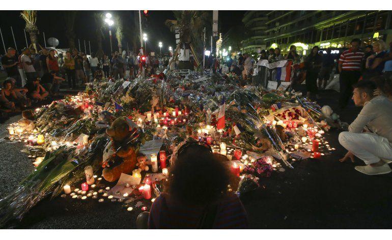 Hallan evidencia de que el atacante en Niza se radicalizó