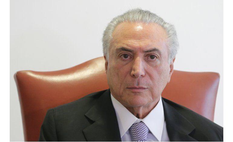 Sondeo: Brasileños prefieren a presidente interino