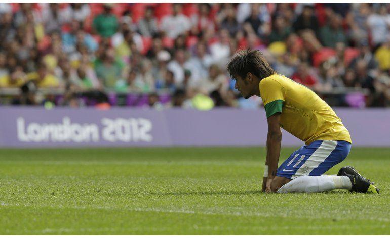 Todas las miradas apuntan a la travesía olímpica de Neymar