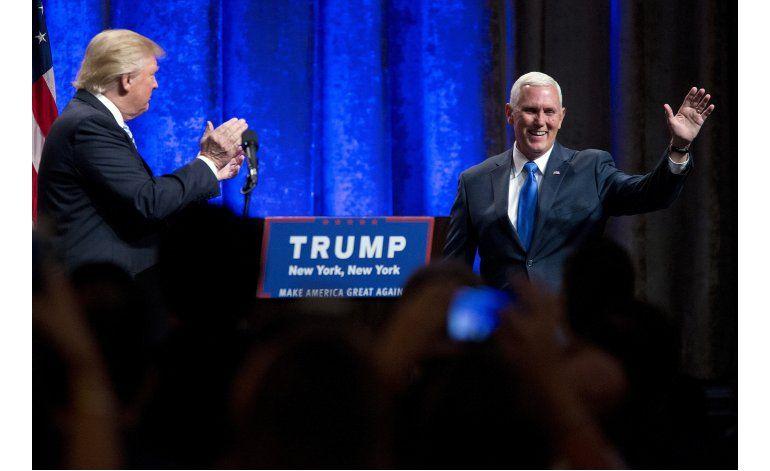 Trump da otro paso de su ascenso en convención republicana
