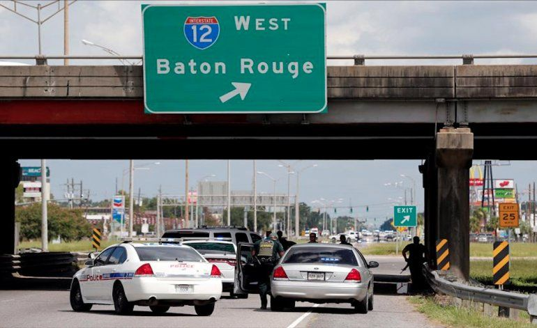 Nuevo ataque a la policía: mataron a tiros a tres agentes en Baton Rouge