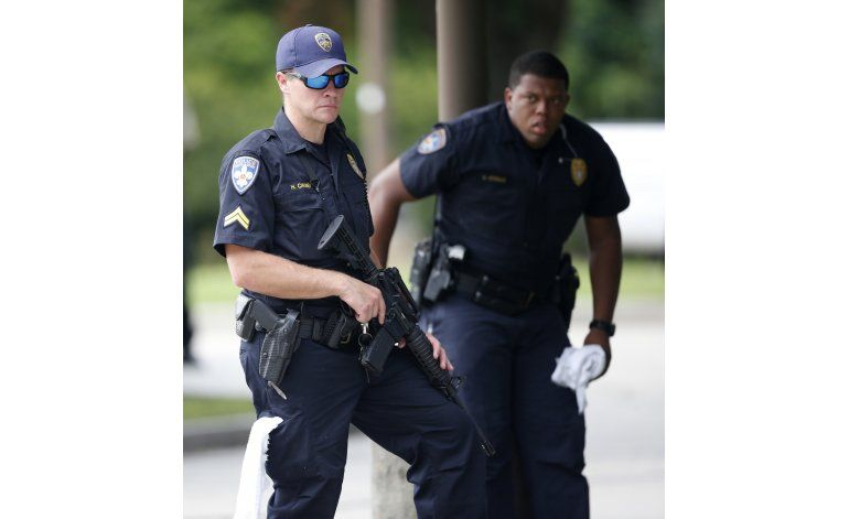 LO ULTIMO: Identifican a los agentes muertos en Baton Rouge