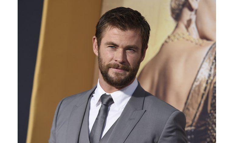 Paramount anuncia una 4ta Star Trek, con Chris Hemsworth