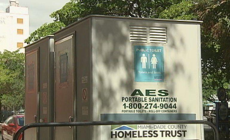 Construirán nuevos baños públicos en Miami