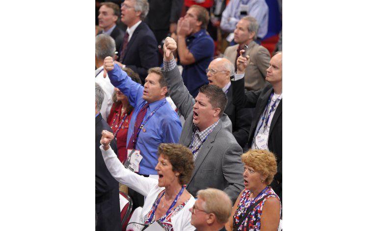 LO ÚLTIMO: Melania Trump habla en la convención republicana